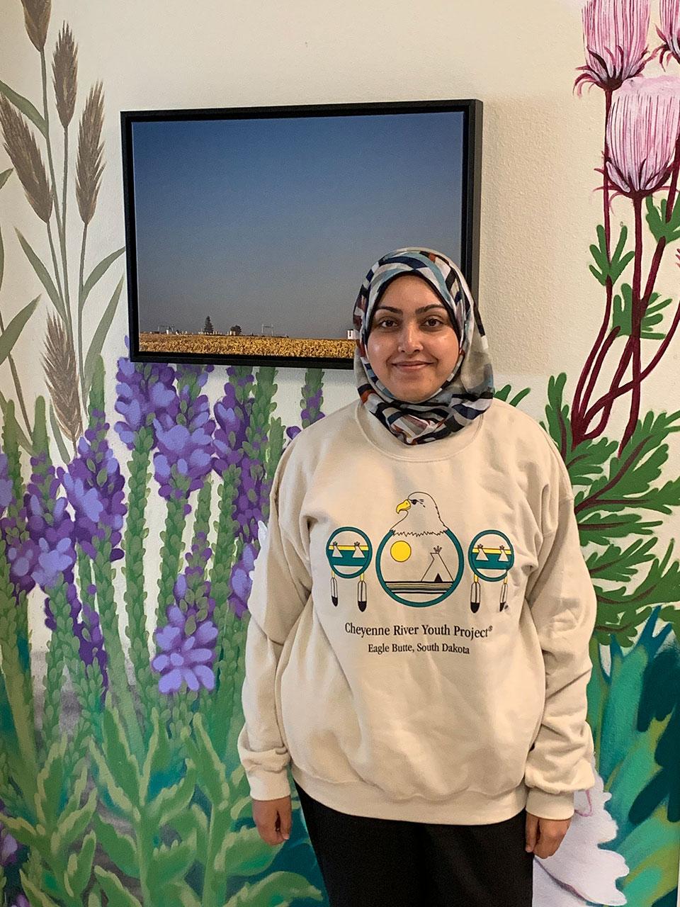 Volunteer Spotlight: Summereen Khan